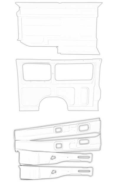 ABS Interior Trim Sets