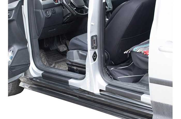 ABS Door Sill Cover