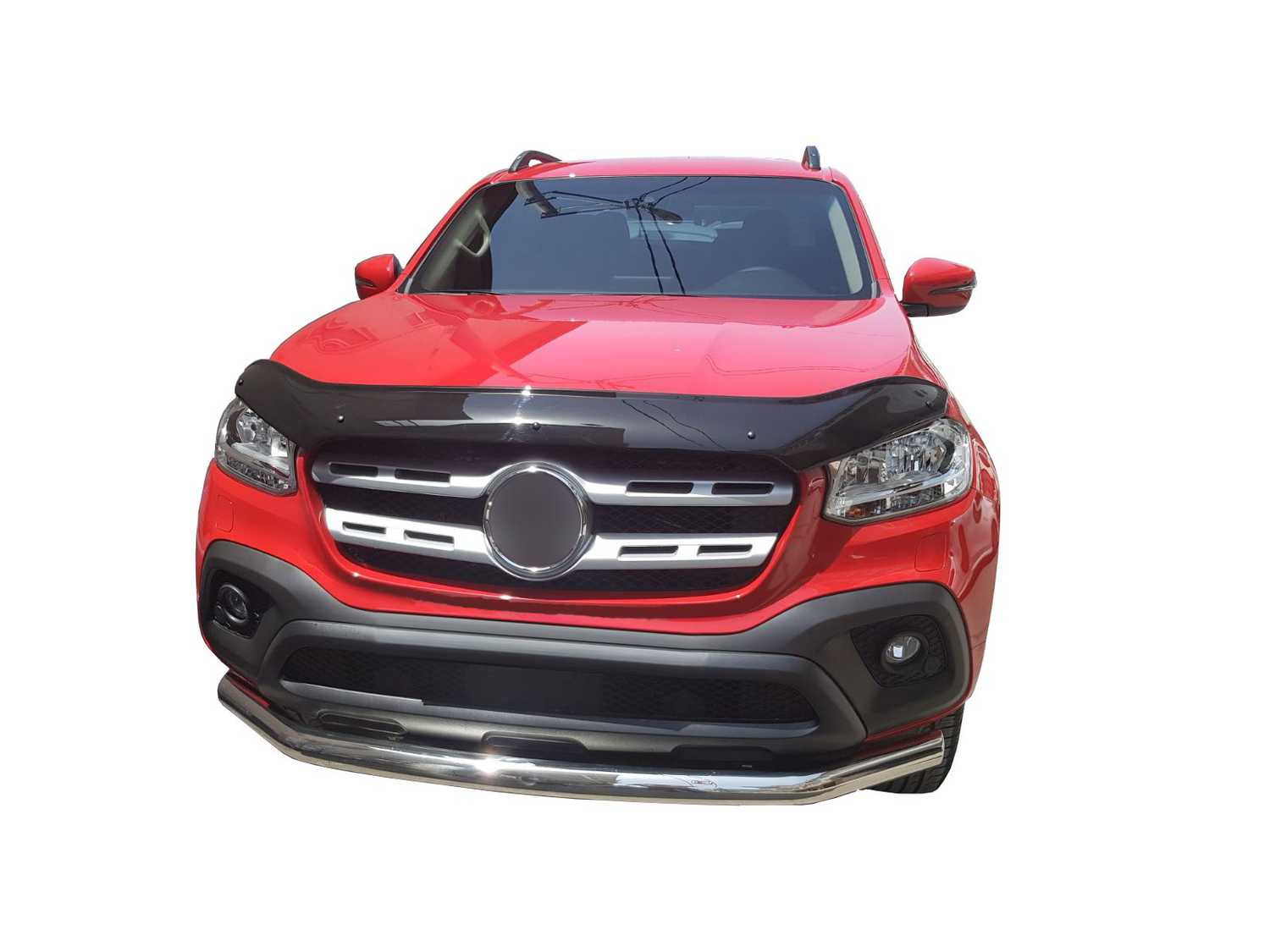 ABS Bonnet Guard