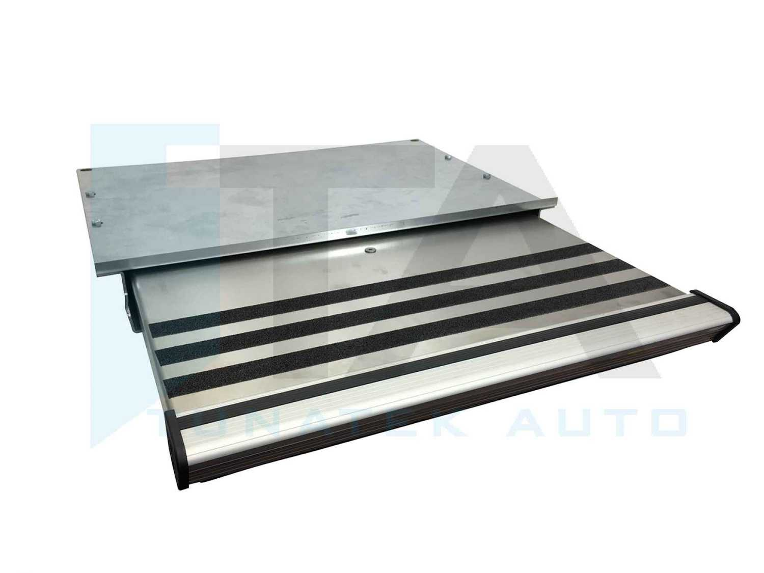 Sliding Door Step With LED
