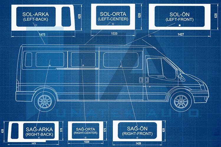 Ford Transit 01-14