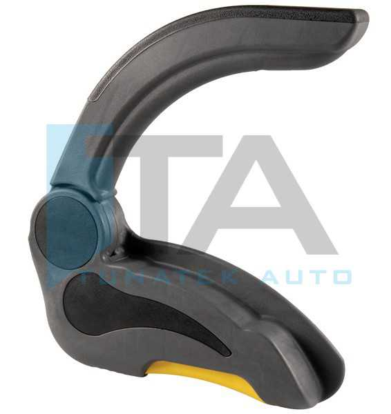 ARM REST WITH SIDE COVER CAP