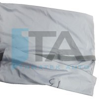 WINDSHIELD CURTAIN SET WITH MAGNET
