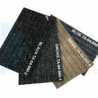STEEL CARPET - Black