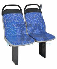 PUBLIC/CITY BUS SEAT